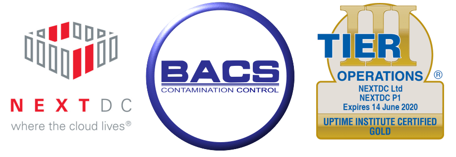 Bacs Cleaning Regime Contributes To Nextdc P1 Data Centre
