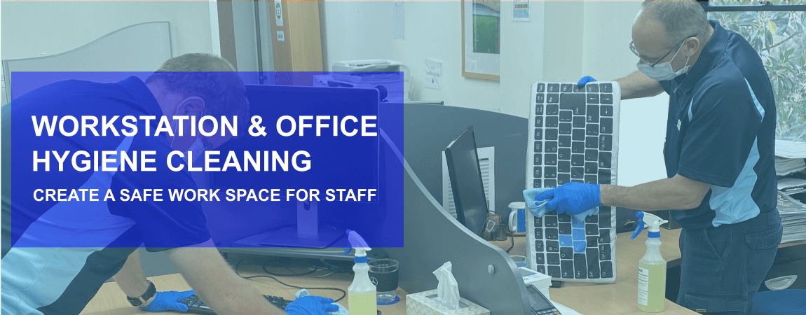 Workstation and Office Hygiene Cleaning