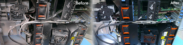 Overview Computer Amp Data Center Cleaning Services Bacs Ltd