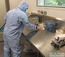 Cleanroom Routine Cleaning