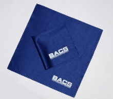 68009 - BACS Microfibre Cloths<br />Specialised cloths that efficiently clean all types of monitors, displays and screens, 20 cloths per pack