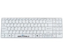63165 - Cleanwipe™ Wireless Waterproof White Keyboard