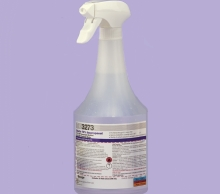 Texwipe TX3273 Sterile 70% Isopropanol<br />Packaged in a 946 mL trigger spray bottles, 12 bottles per case